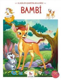 Bambi - Klasikler Çıkartmalarla Dizisi
