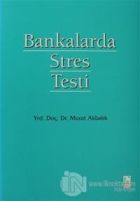 Bankalarda Stres Testi %10 indirimli Murat Akbalık