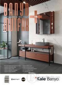 Banyo Mutfak Dergisi Sayı: 116 Aralık - Ocak 2017