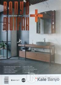 Banyo Mutfak Dergisi Sayı: 116 Aralık-Ocak 2017
