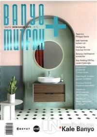 Banyo Mutfak Dergisi Sayı: 127 Ekim - Kasım 2019