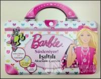 Barbie Süsleniyor! - Işıltılı Aksesuar Çantası