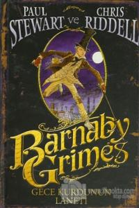 Barnaby Grimes Gece Kurdunun Laneti (Ciltli)