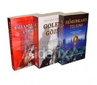 Bartimaeus Üçlemesi(3 Kitap Takım)