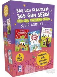 Baş Ucu Klasikleri: 365 Gün Serisi Seti (3 Kitap Takım)