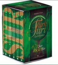 Başlangıcından Cumhuriyete Türk Şiiri Antolojisi(5 Cilt + 1 CD - ROM)