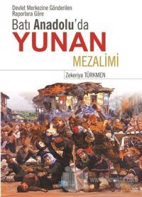Batı Anadolu'da Yunan Mezalimi