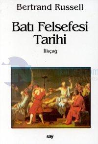 Batı Felsefesi Tarihi 3 Cilt Takım
