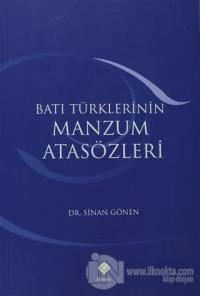 Batı Türklerinin Manzum Atasözleri