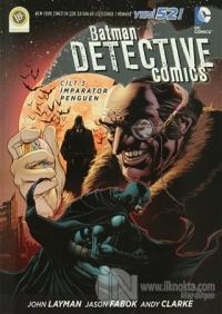 Batman Dedektif Hikayeleri Cilt : 3 - İmparator Penguen %30 indirimli