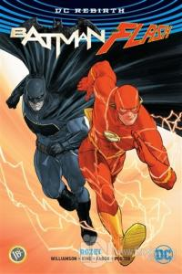 Batman - Flash (Rozet Özel Editasyon) %30 indirimli Joshua Williamson