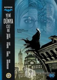 Batman : Yeni Dünya Cilt 2 %30 indirimli Geoff Johns