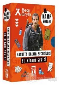 Bear Grylls Hayatta Kalma Becerileri El Kitabı Serisi (6 Kitap)