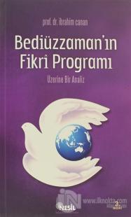 Bediüzzaman'ın Fikri Programı %20 indirimli İbrahim Canan