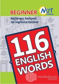 Beginner 116 English Words Kartları