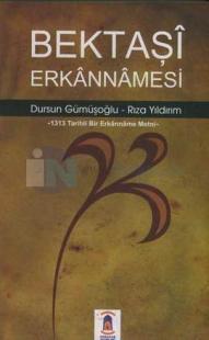 Bektaşi Erkannamesi - 1313 Tarihli Bir Erkanname Metni