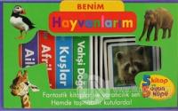 Benim Hayvanlarım 5 Kitap ve 5 Oyun Küpü