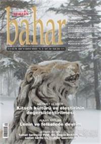 Berfin Bahar Aylık Kültür Sanat ve Edebiyat Dergisi : 239 Ocak 2018