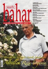 Berfin Bahar Aylık Kültür, Sanat ve Edebiyat Dergisi Sayı : 162