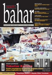 Berfin Bahar Aylık Kültür Sanat ve Edebiyat Dergisi Sayı: 244 Haziran 2018