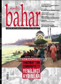 Berfin Bahar Aylık Kültür Sanat ve Edebiyat Dergisi Sayı: 267 Mayıs 2020