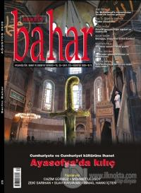 Berfin Bahar Aylık Kültür Sanat ve Edebiyat Dergisi Sayı: 270 Ağustos 2020