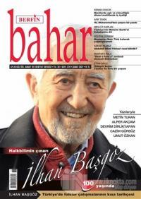 Berfin Bahar Aylık Kültür Sanat ve Edebiyat Dergisi Sayı: 276 Şubat 2021