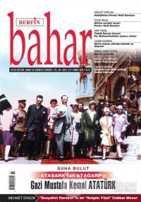 Berfin Bahar Aylık Kültür Sanat ve Edebiyat Dergisi Sayı: 277 Mart 2021