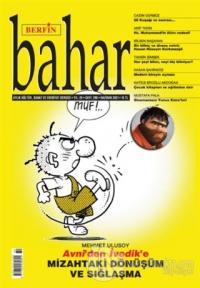 Berfin Bahar Aylık Kültür Sanat ve Edebiyat Dergisi Sayı: 280 Haziran 2021