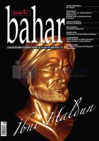 Berfin Bahar Dergisi Sayı: 178 Aylık Kültür Sanat ve Edebiyat Dergisi