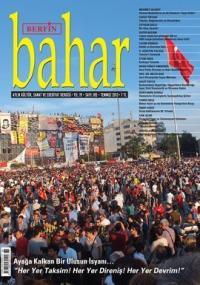 Berfin Bahar Dergisi Sayı: 185 Aylık Kültür Sanat ve Edebiyat Dergisi