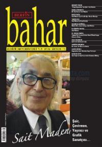 Berfin Bahar Dergisi Sayı: 186