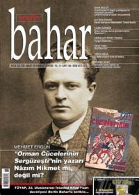 Berfin Bahar Dergisi Sayı: 188 Ekim 2013