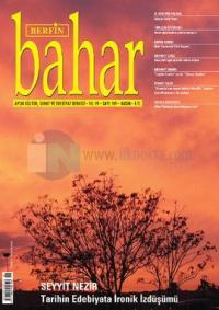 Berfin Bahar Dergisi Sayı: 189