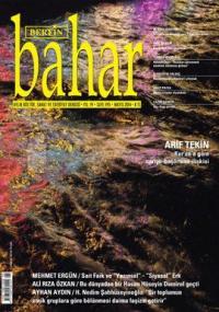 Berfin Bahar Dergisi Sayı: 195