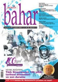 Berfin Bahar Dergisi Sayı: 202 Aralık 2014