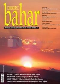 Berfin Bahar Dergisi Sayı: 203 Ocak 2015 %25 indirimli Kolektif