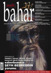 Berfin Bahar Dergisi Sayı: 204 Şubat 2015