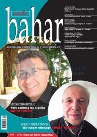 Berfin Bahar Dergisi Sayı: 212 Ekim 2015