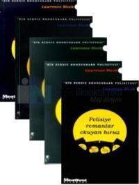 Bernie Rhodenbarr Polisiyeleri Seti 1. Grup (5 Kitap Takım)