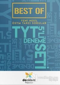 Best Of Yeni Nesil ÖSYM Tarzı Soular TYT 5'li Deneme Seti