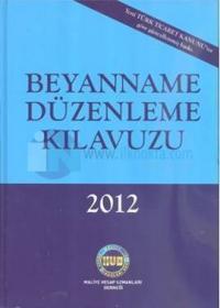 Beyanname Düzenleme Kılavuzu 2012