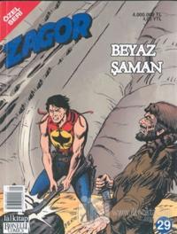 Beyaz Şaman - Zagor Özel Seri Sayı 29