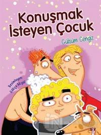 Konuşmak İsteyen Çocuk - Bıcırık Kitaplar