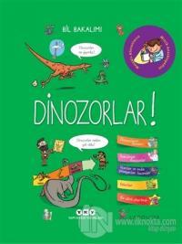 Bil Bakalım - Dinozorlar! (Ciltli)