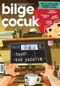 Bilge Çocuk Dergisi Sayı: 38 Ekim 2019 Kolektif