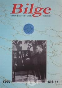 Bilge Dergisi 1997 Kış 11