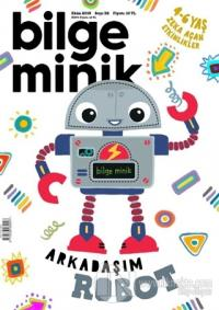 Bilge Minik Dergisi Sayı: 38 Ekim 2019 Kolektif