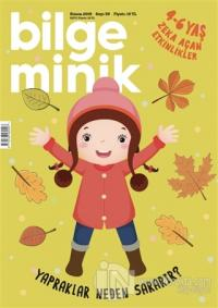Bilge Minik Dergisi Sayı: 39 Kasım 2019 Kolektif