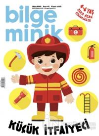 Bilge Minik Dergisi Sayı 43 Mart 2020